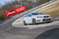 Seat Leon ST Cupra hurtigst på Nürburgring