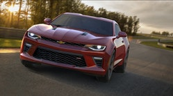 Premiere: Chevrolet Camaro