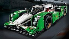 Vind en Le Mans-racer fra LEGO® Technic