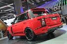 Range Rover pickup: Ja tak!