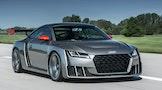 Audi viser konceptbil med 600 hk