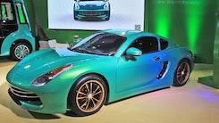 Dette er ikke en Porsche