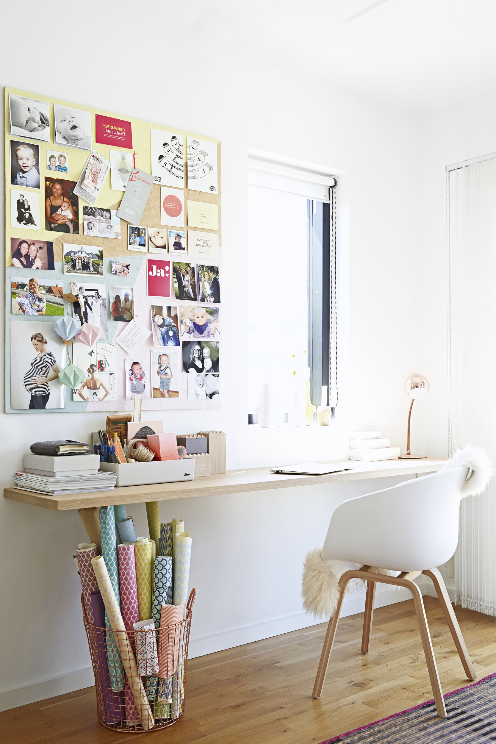 Nybygget hus med charme og personlighed - Ultimo en decoracion de interiores ...