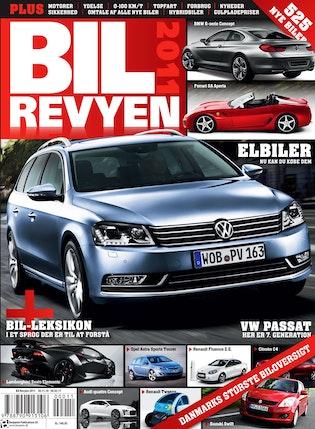 Bil-Revyen 2012 er på gaden den 25. november