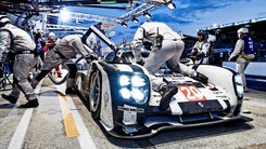 Porsche og Audi i gentleman-dyst