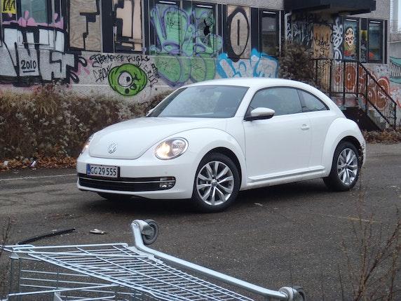 VW Beetle 1,2 TSi