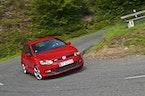 Den 3-dørs VW Polo GTI koster 325.300 kr. på danske nummerplader. Prisen på gaden i Tyskland er 170.000 kr.