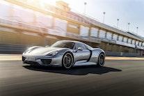 Bilporno: Teknikken i Porsche 918 Spyder