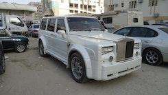 Rolls-Royce med på SUV-bølgen?