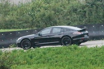 Spionfoto: Helt ny Porsche Panamera