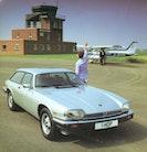 Ultrasjælden Jaguar XJS stationcar solgt på auktion