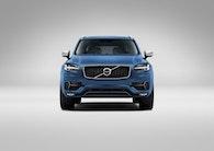 Stylet Volvo i Paris: XC90 R-Design