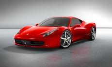 Ferrari 458 Italia: Designet