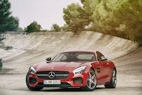 Premiere: Mercedes AMG GT