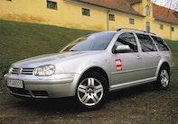 VW Golf 1,8T Variant