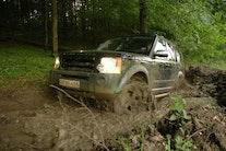 SUPER PRÆMIE: Vind offroad-kørekursus i Land Rover