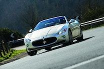 Bil Magasinet kører Maserati GranCabrio