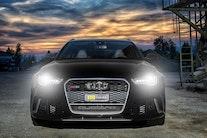 Olm Audi med 670 hk