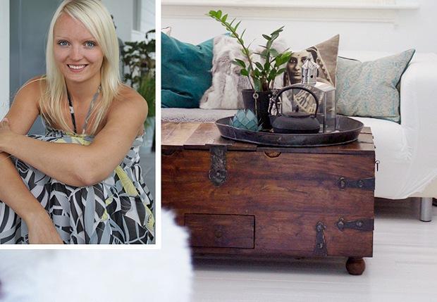 #1 Amalie har Norges vakreste hjem!