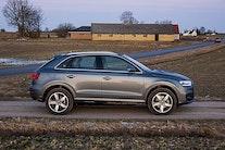 Audi Q3 2,0 TDI quattro S-tronic