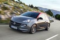 Opel viser pumpet Adam