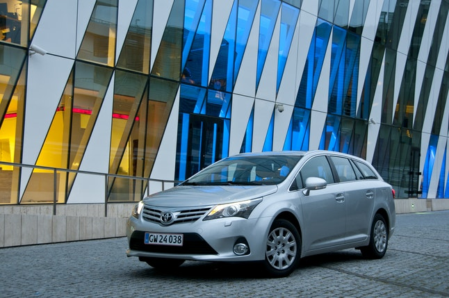 Toyota Avensis 2,0 D-4D T2 Touch Stationcar