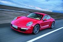 Så er den her: Porsche 911 årgang 2012