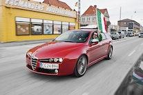 Alfa 159 SW 1750 TBI dist.