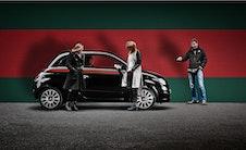 Fiat 500 1,2 Gucci
