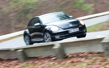 Test: Ny VW Beetle