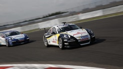 Dansk dynamit i Porsche Supercup