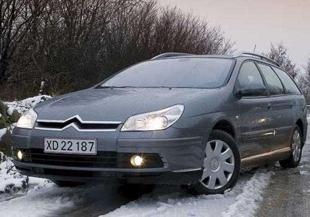 Biltest af Citroën C5 2,0 HDI Prestige Weekend