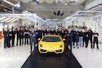 Lamborghini Gallardo nr. 10.000