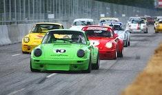 Stort jubilæumsløb for Porsche 911 på Jyllands-Ringen