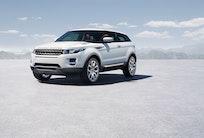 Lille lækker Range Rover