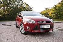 Ford Focus 1,6 Ecoboost Titanium