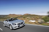 Mercedes-Benz SLK 250 7G-tronic