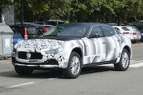 Spionfoto: Maserati Levante