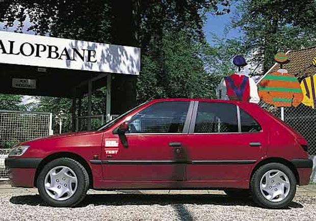 Biltest af Peugeot 306 HDI 2,0