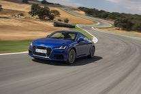 Første test: Audi TT kører vildt og ser godt ud