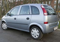 Opel Meriva 1,4 Twinport Limited