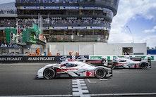 Audi bankede Toyota og Porsche