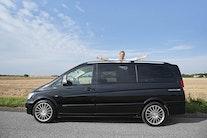 Mercedes Viano 3,0 CDI 125th