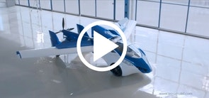 Nu er den flyvende bil virkelighed