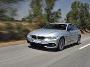 Første test: BMW 435i