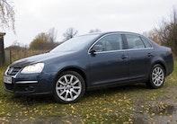 VW Jetta 2,0 TDI Sportline