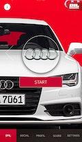 Hvad symboliserer ringene i Audis logo?