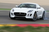 Vi tester Jaguar F-Type Coupé R
