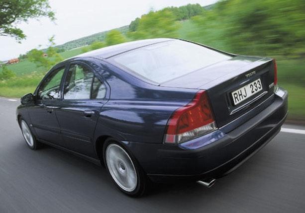 Biltest af Volvo S60 2,4T aut.