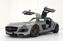 Video: Brabus SLS 700 Biturbo